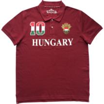 Férfi póló Hungary mintás Krisztián-A