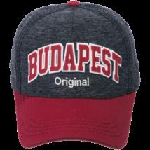 Baseball sapka férfi Budapest feliratos Bence-A