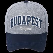Baseball sapka férfi Budapest feliratos Bence-B