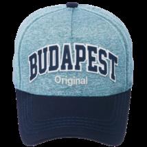 Baseball sapka férfi Budapest feliratos Bence-C