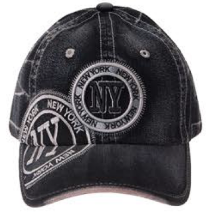 Baseball sapka férfi New York feliratos Jim Denim NY-S
