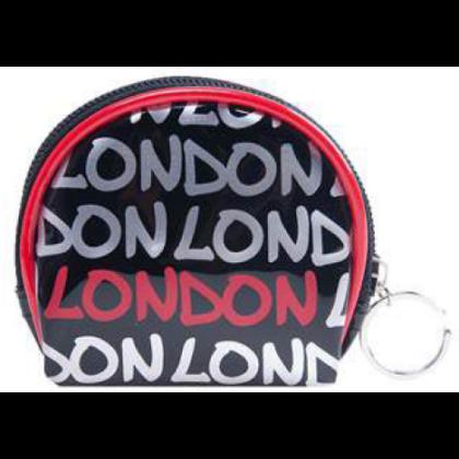 Női pénztárca London feliratos Jane S-L-K