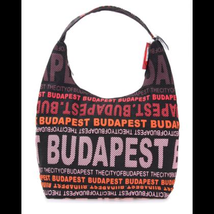 Női táska Budapest feliratos Sára-J