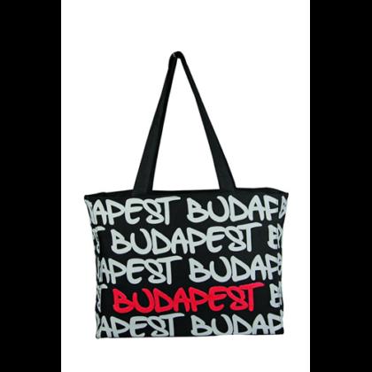 Női táska Budapest feliratos Márta-A