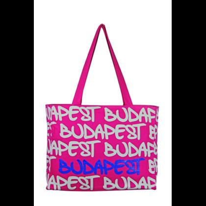 Női táska Budapest feliratos Márta-B