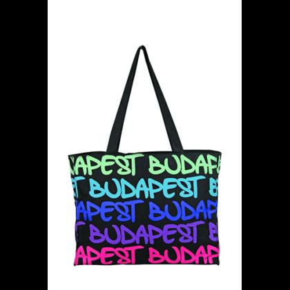 Női táska Budapest feliratos Márta-D