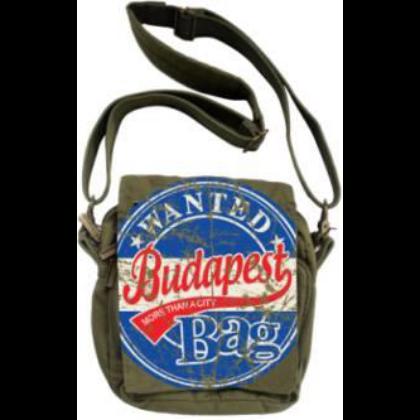 Oldaltáska férfi Budapest feliratos Béla-B