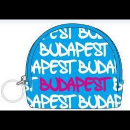 Pénztárca Budapest feliratos Mária-D