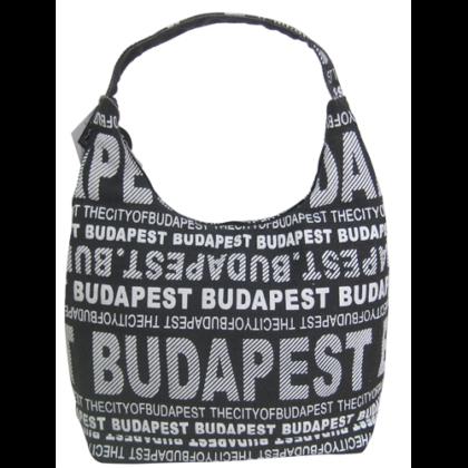Női táska Budapest feliratos Sára-C
