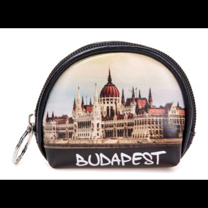 Pénztárca Budapest feliratos és fényképes Lívia-A