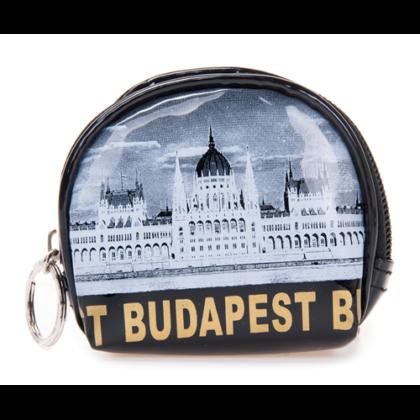 Pénztárca Budapest feliratos és fényképes Lívia-F