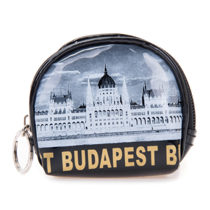 Pénztárca női Budapest feliratos és fényképes Lívia-F