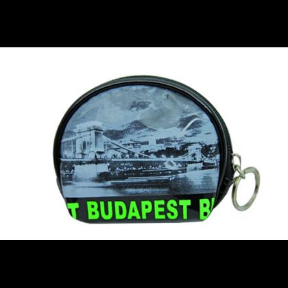 Pénztárca női Budapest feliratos és fényképes Lívia-I