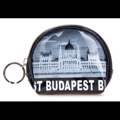 Pénztárca Budapest feliratos és fényképes Lívia-G