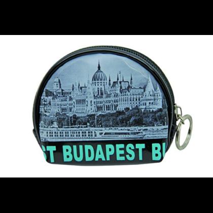 Pénztárca Budapest feliratos és fényképes Lívia-D
