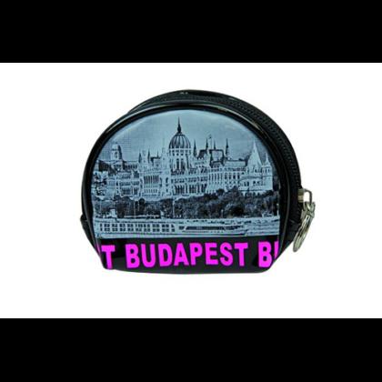 Pénztárca női Budapest feliratos és fényképes Lívia-E