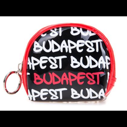 Pénztárca női Budapest feliratos Mária-H