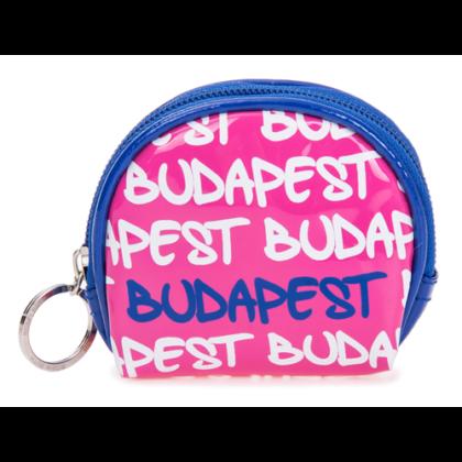 Pénztárca női Budapest feliratos Mária-I