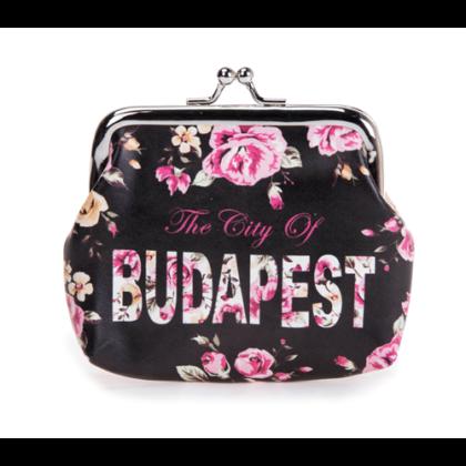 Pénztárca Budapest feliratos Ágota-A