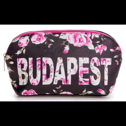 Piperetáska női Budapest feliratos Emma-A