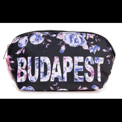 Piperetáska női Budapest feliratos Emma-B