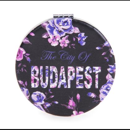Tükör női Budapest feliratos Tünde-B