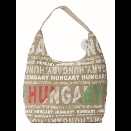 Női táska Hungary feliratos Sára-I