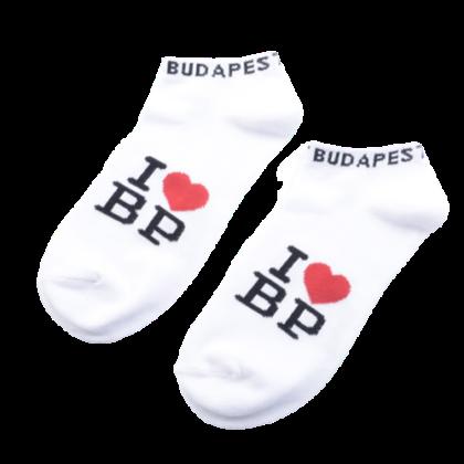 Zokni férfi Budapest feliratos Bálint-B