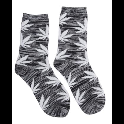 Női zokni cannabis mintás Kitty-D