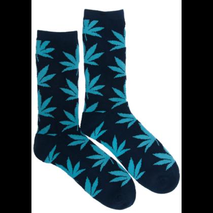 Férfi zokni cannabis mintás Péter-E