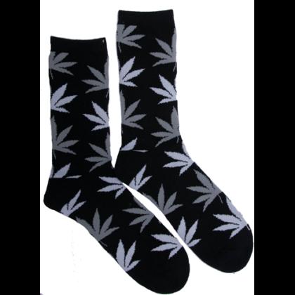 Zokni férfi cannabis mintás Péter-G