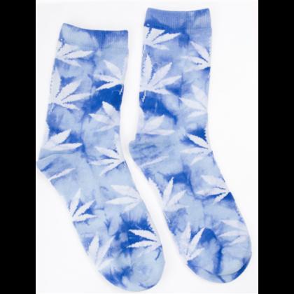 Női zokni cannabis mintás Edina-Y