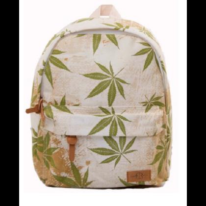 Hátizsák cannabis mintás Máté-A