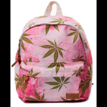 Hátizsák cannabis mintás Máté-B