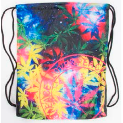 Tornazsák cannabis mintás Lőrinc-A
