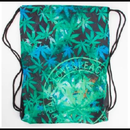 Tornazsák cannabis mintás Lőrinc-B