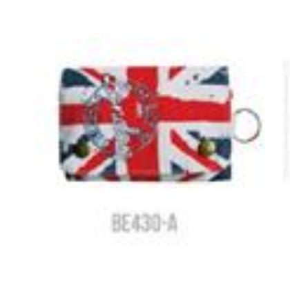 Unisex pénztárca Union Jack mintás Grace- A