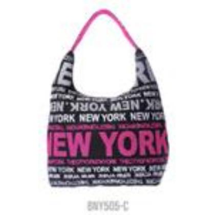 Női táska New York feliratos Julia L- C