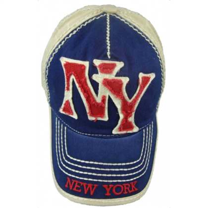 Baseball sapka férfi New York mintás Yankee NY-A