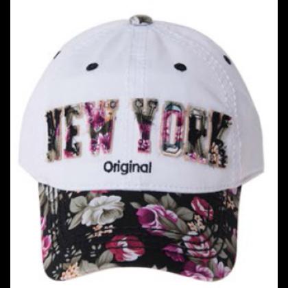 Női baseball sapka New York feliratos Angelika NY-A