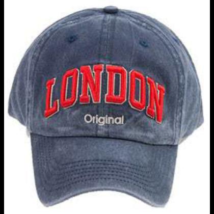 Férfi baseball sapka London feliratos Dorian L-B