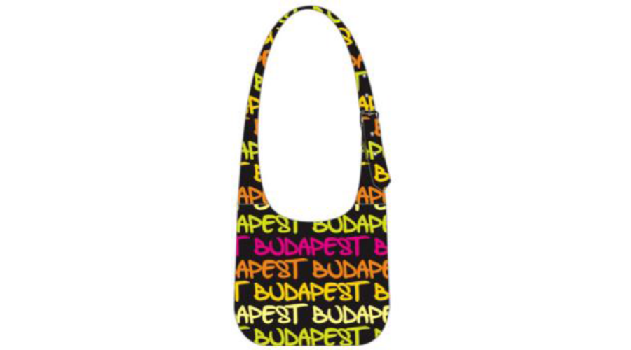 Női táska Budapest feliratos Erika-B - Válltáska - Robin Ruth ... 8da9f4cabd