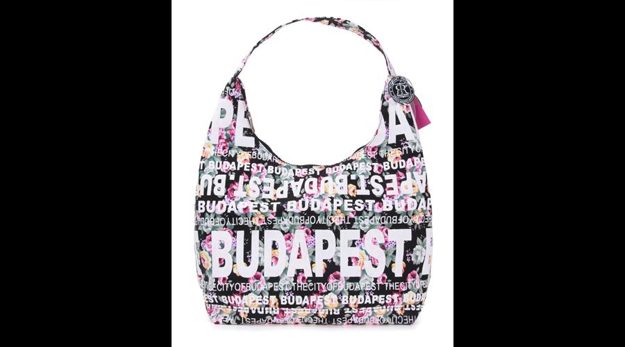 Válltáska női Budapest feliratos 724df2b64f