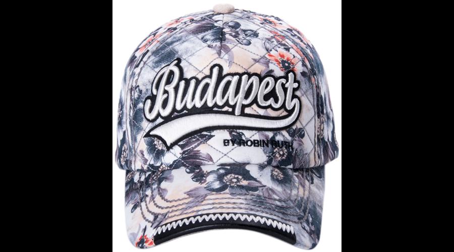 Baseball sapka női Budapest feliratos 64f9d88900