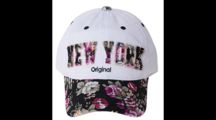 Baseball sapka női New York feliratos Angelika NY-A - New York ... 93d4457778