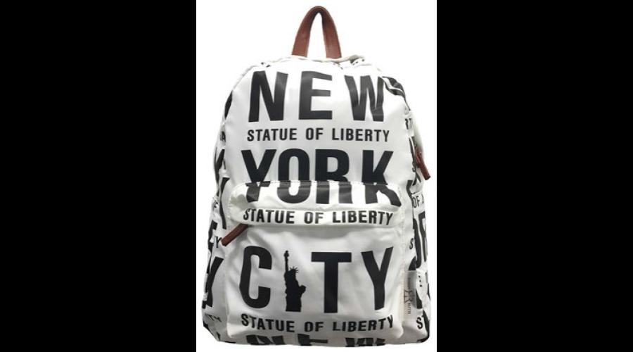 4318b710c186 Hátizsák unisex New York mintás Finn NY-A - Hátizsák - Robin Ruth ...